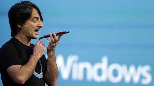 Microsoft corporate vice president Joe Belfiore