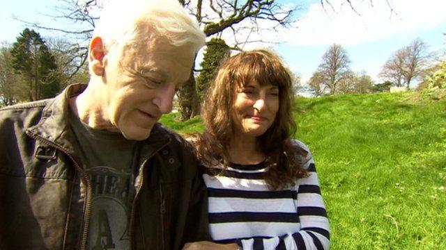 John Haydon and Dee Messer