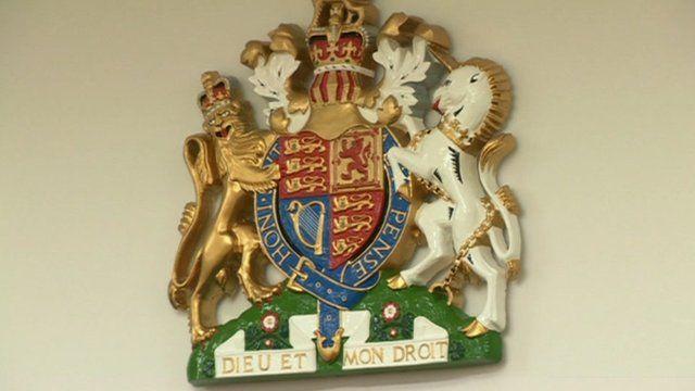 Court emblem