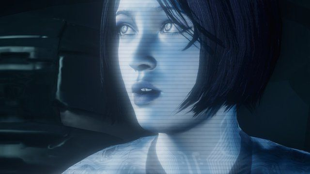 Cortana from Halo