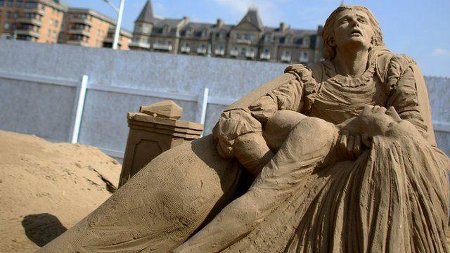 Weston-super-Mare Sand Sculpture Festival