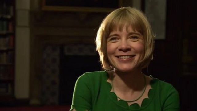 Lucy Worsley grew up in West Bridgford and was inspired by her history teacher