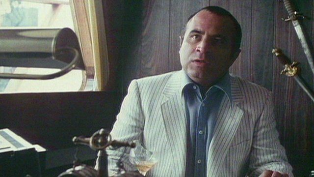 Bob Hoskins in The Long Good Friday