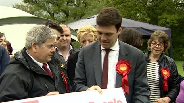 Labour members campaign