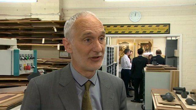 Alex Dauncey, the Welsh Lib Dems' lead candidate