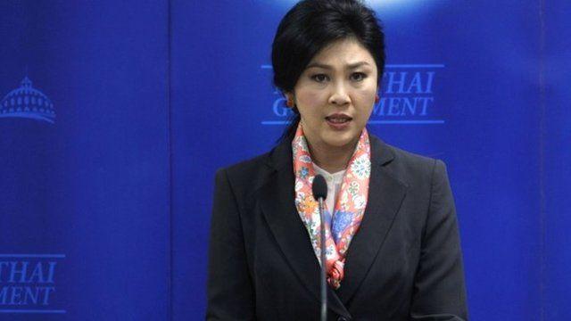 Yingluk Shinawatra