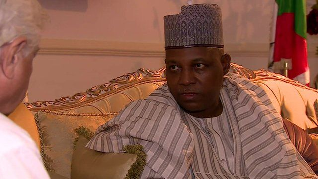 Kashim Shettima, Governor of Borno State