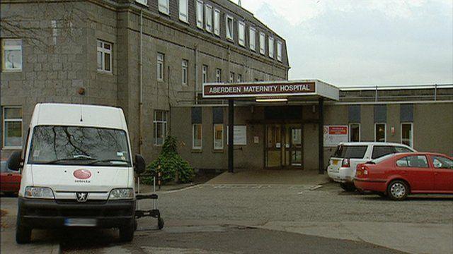 Aberdeen maternity hospital