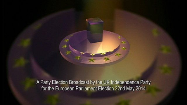 UK lndependence Party election broadcast
