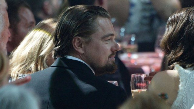 Leonardo DiCaprio at Cannes Festival charity auction