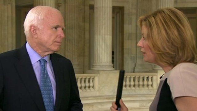 John McCain interviewed on WNA 3 June 2014
