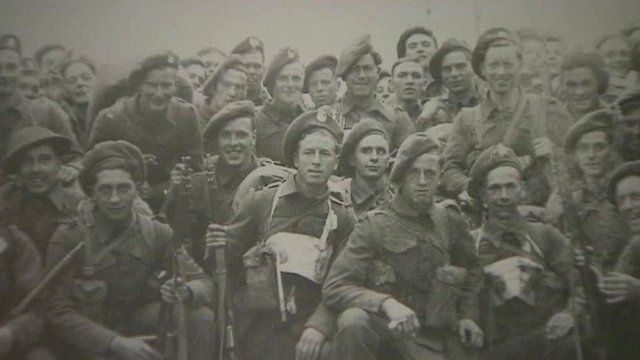 Men of 2nd South Wales Borderers