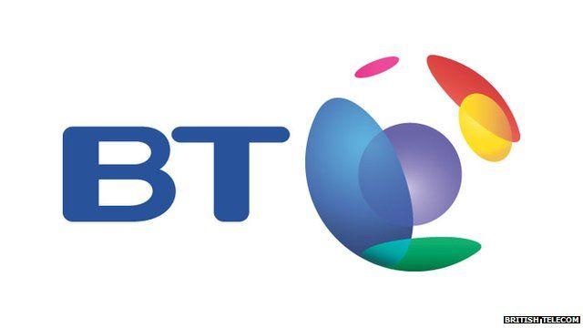 British Telecom logo