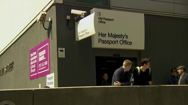 Liverpool Passport Office
