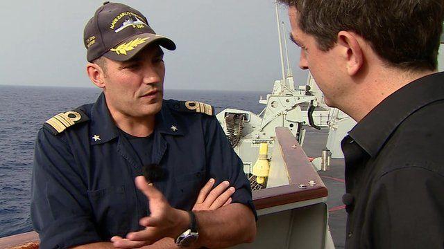 Captain Marco Casapieri