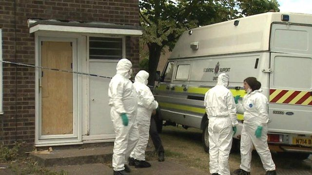 Police search Nahid Almanea's home