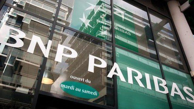 BNP Paribas exterior