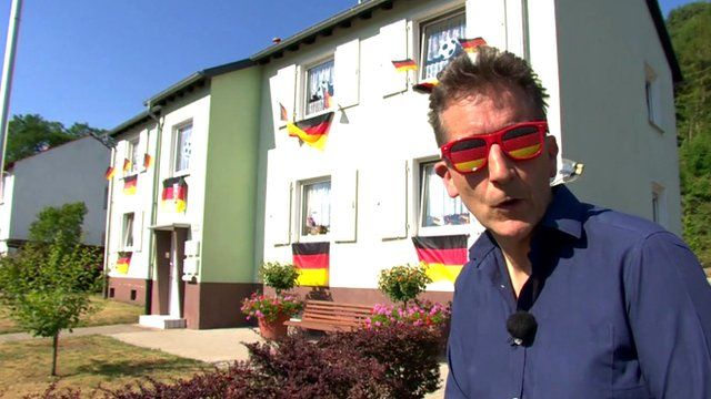 The BBC's Chris Morris