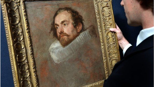 The newly-discovered Van Dyck