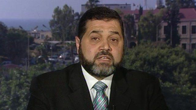 Osama Hamdan