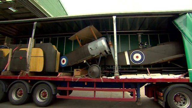 WW1 aircraft