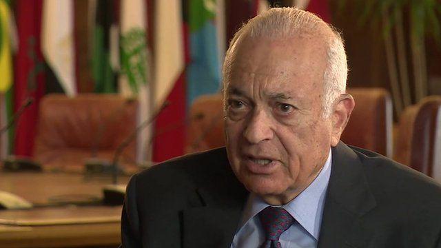 Dr Nabil al-Arabi