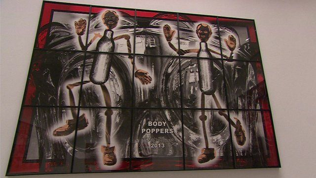 Artwork: Body Poppers