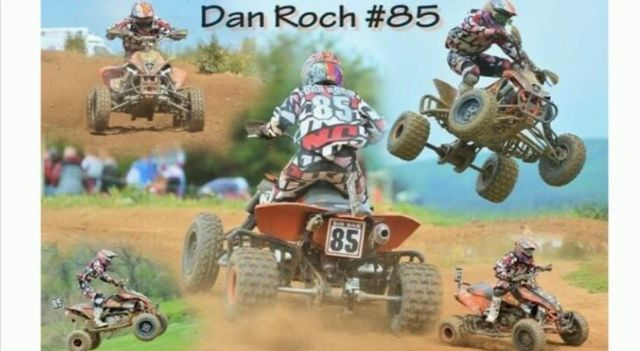 Montage picture of Dan Roch