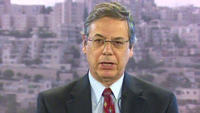 Danny Ayalon, deputy Israeli foreign minister