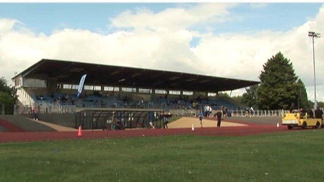 Clairville Stadium in Middlesbrough