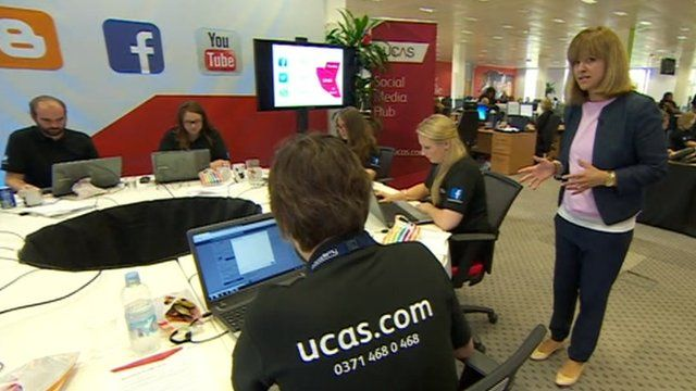 Ucas in Cheltenham