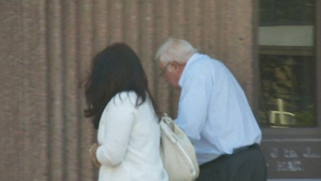 Denis Tracey was fined for benefit fraud