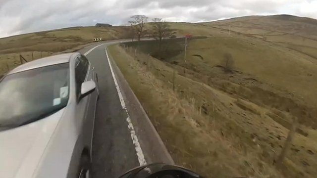 The Cat and Fiddle is Britain's most dangerous road