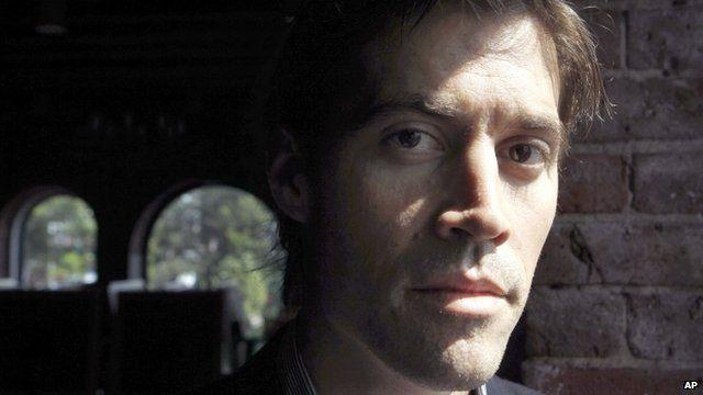 James Foley, May 2011