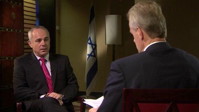 Israeli minister Yuval Steinitz