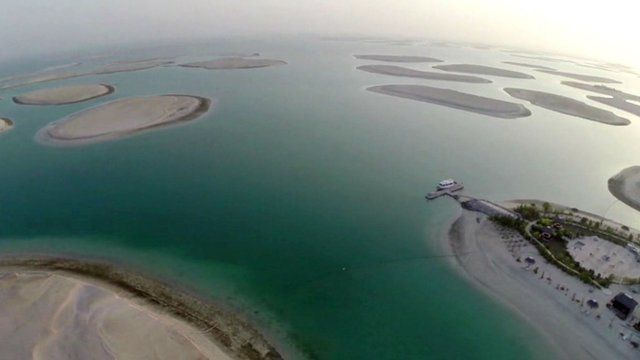 World Islands project in Dubai