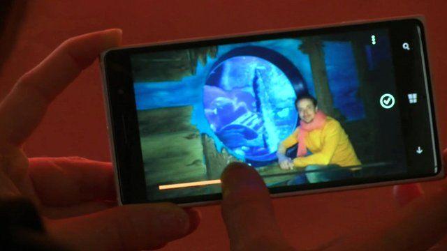 Lumia flash