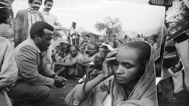 Dawit Giorgis in Ethiopia