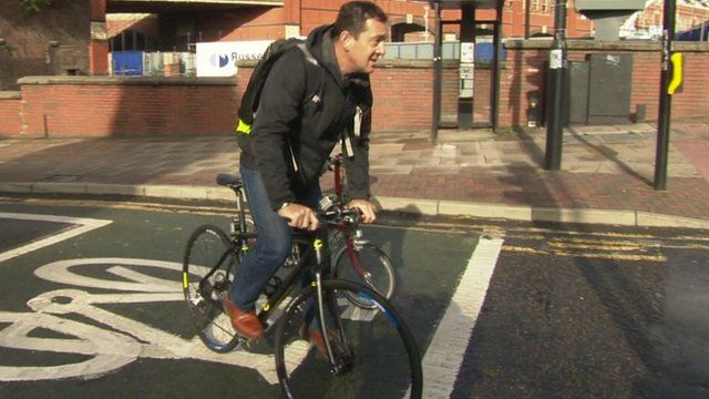 Cycling in the city: Chris Boardman's top tips