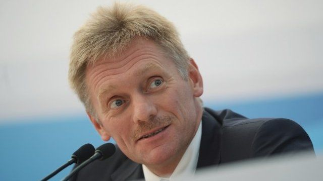 Dmitry Peskov - file image
