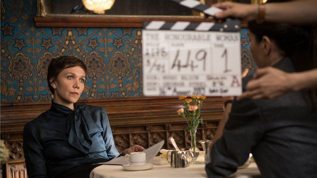 Maggie Gyllenhaal accent