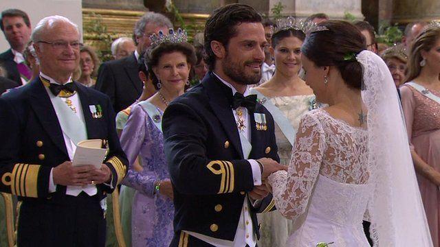 swedish royal wedding prince carl philip marries sofia