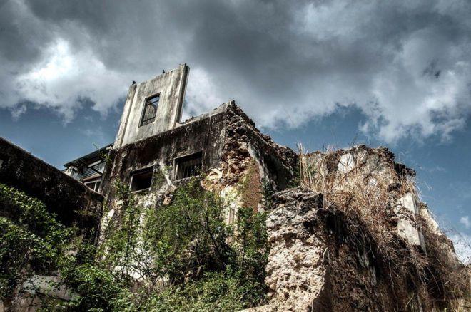 مدينة الحجر في زنجبار