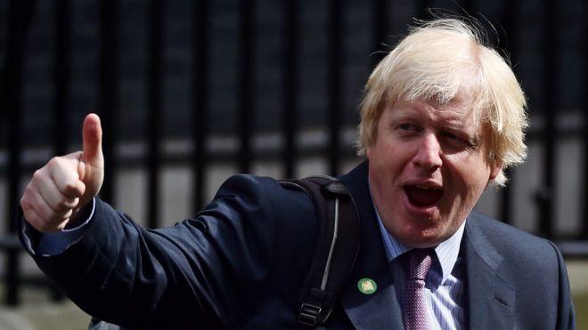 Boris Johnson estará al frente de una de las mayores maquinarias de diplomacia del mundo, la Foreign Office.
