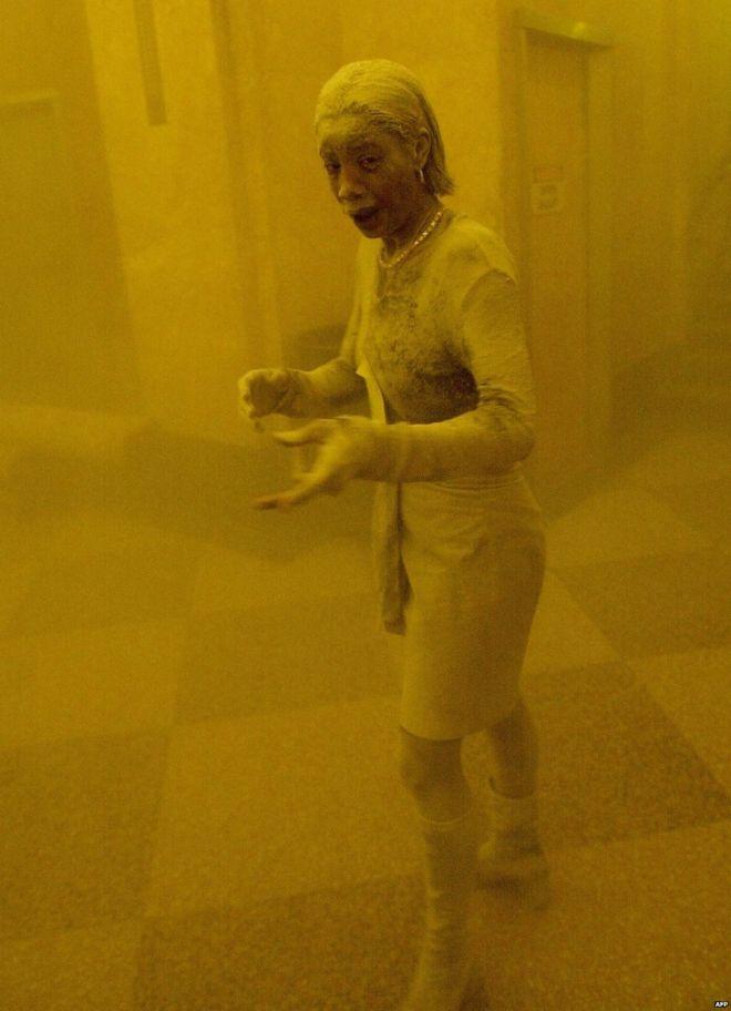 Resultado de imagen para 9-11 images dust lady