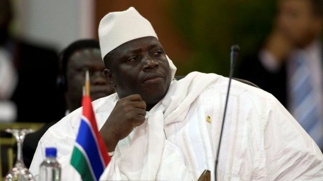 Сенегал начал военное вторжение в Гамбию, войска уже перешли границу - Цензор.НЕТ 1897