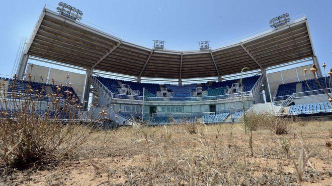 Estadio de béisbol de Atenas 2004