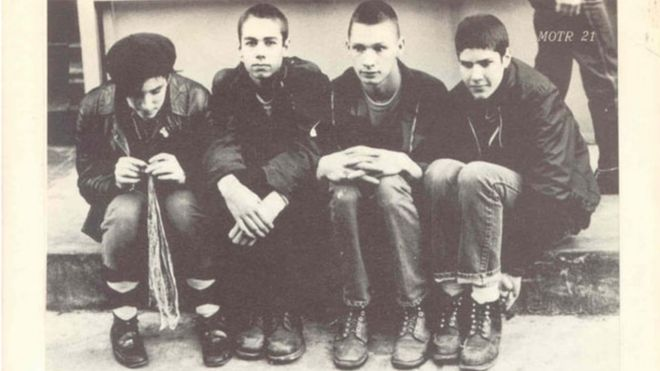 The original Beastie Boys line-up
