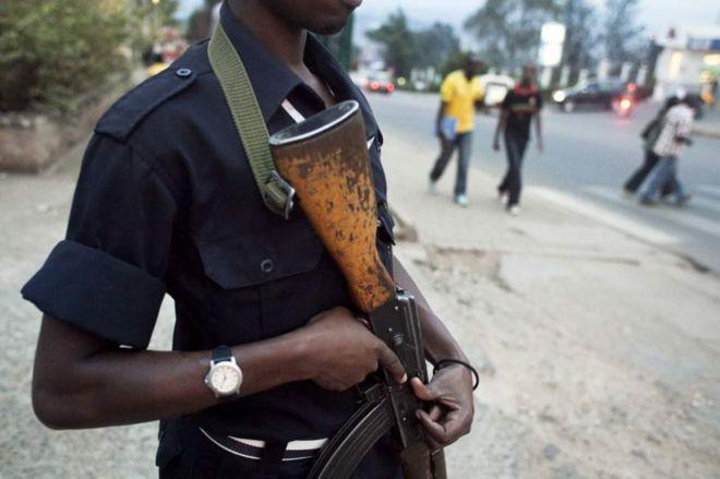 Rwanda yawafuta kazi polisi 200 wafisadi