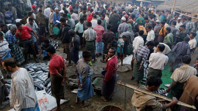 مخالفت میانمار با قطعنامه سازمان ملل در مورد اقلیت مسلمان روهینگیا